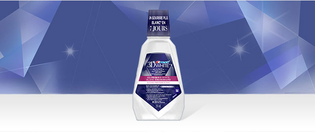 Crest® 3D White Rinse coupon