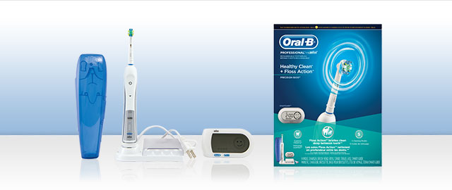 [FR] Oral-B Rechargeable Electric Toothbrush  coupon