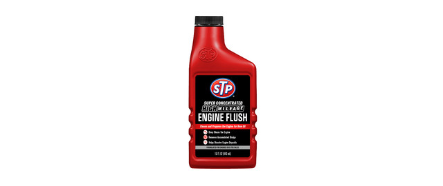 STP Ceramic Oil Treatment or High Mileage Engine Flush Products coupon
