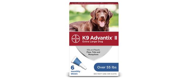 K9 Advantix® II 6 pack coupon