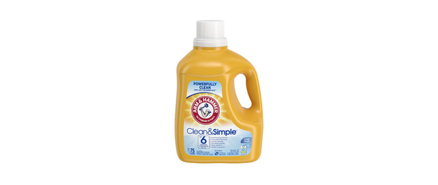 Arm & Hammer Clean & Simple Laundry Detergent or Scent Booster coupon