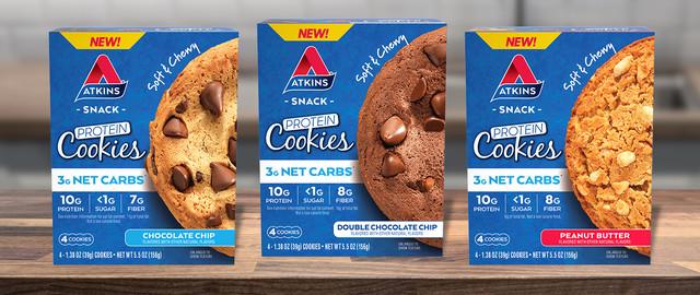Atkins® Protein Cookies coupon