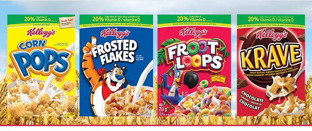 Buy 2: Select Kellogg's* Kids cereals (310g-450g) coupon