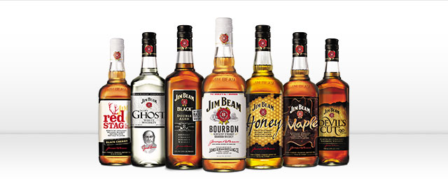 Jim Beam® Bourbon - Testing coupon
