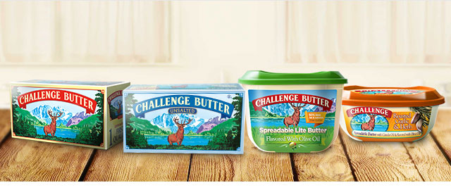 At Select Retailers: Challenge Butter coupon