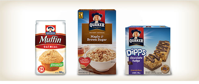 Quaker products coupon