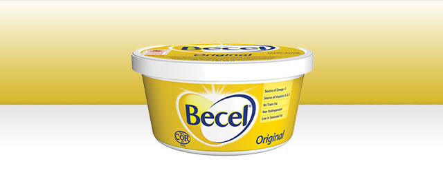 Becel® Margarine coupon