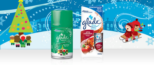 Glade® Automatic Spray Refill or Sense & Spray Refill  coupon