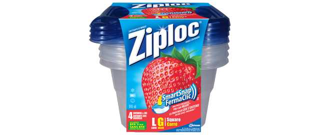 Ziploc® Bags or Containers. coupon