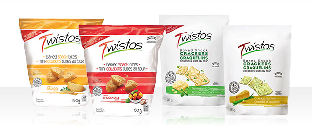 Twistos Baked Snacks coupon