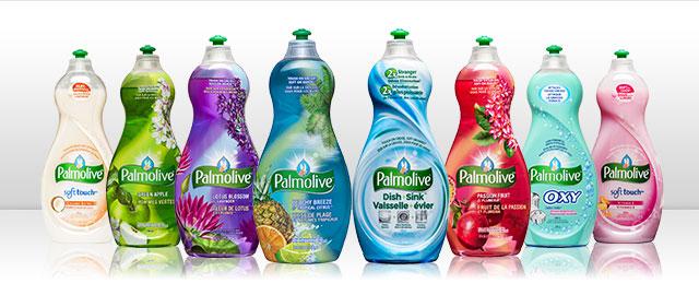 Palmolive* dish soap coupon