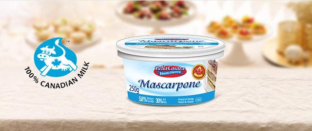 Bella Casara® Mascarpone coupon