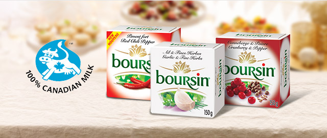 Boursin® Cheese products coupon