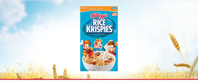 (ORIGINAL) Rice Krispies* cereal coupon