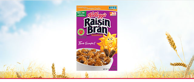 Raisin Bran* cereal coupon