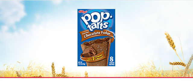 Pop-Tarts* Frosted Chocolate Fudge toaster pastries coupon