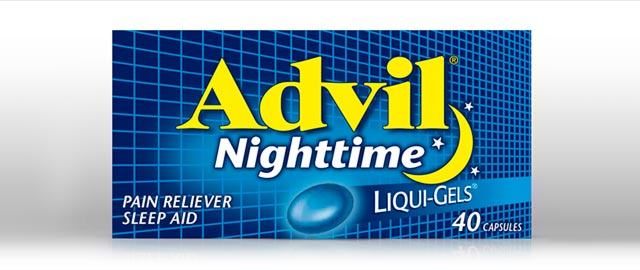 Advil Nighttime coupon
