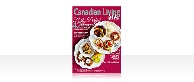 Canadian Living Magazine coupon