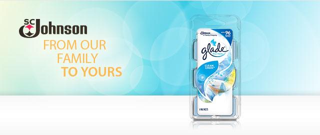 Glade® Wax Melts coupon
