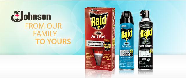 Raid® coupon