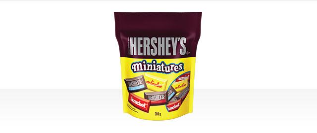 HERSHEY'S Miniatures coupon