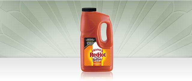 Frank's RedHot® Buffalo Wings Sauce coupon