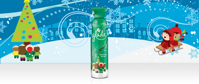Glade® Premium Room Spray coupon