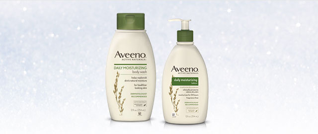 AVEENO Body Care products coupon
