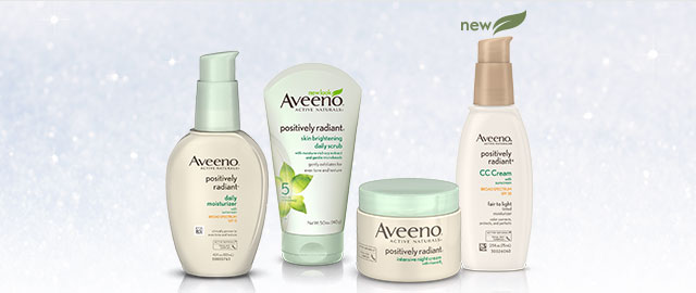 AVEENO Facial Care products coupon
