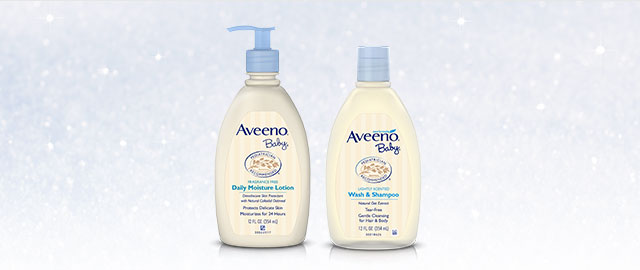 AVEENO Baby Care products coupon