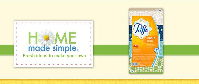 Puffs® Basic™ Multipack coupon