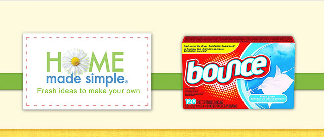 Bounce®  coupon