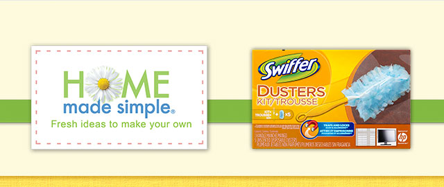 Swiffer Dusters™ coupon