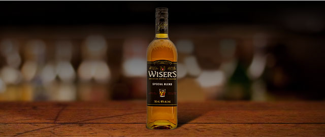 Wiser's® Special Blend Canadian Whisky*  coupon