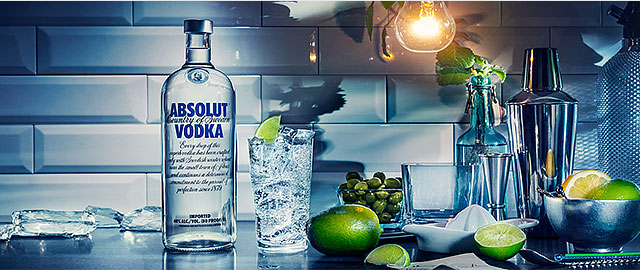Absolut® Vodka*  coupon