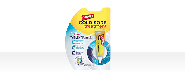 Carmex® Cold Sore Treatment coupon