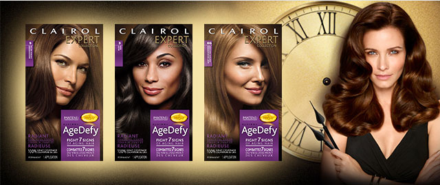 Clairol Expert Collection AgeDefy coupon