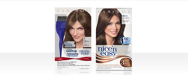 FR - Clairol Nice N'Easy or Root Touch Up coupon