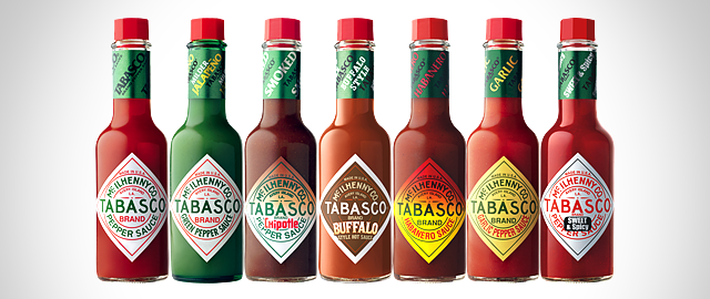 TABASCO® brand Pepper Sauce Flavors coupon