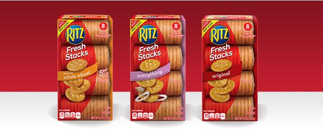 Ritz® Fresh Stacks coupon