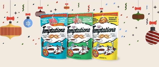 Select TEMPTATIONS® Cat Treats coupon