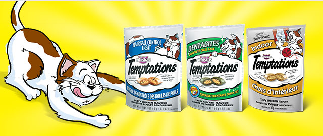 TEMPTATIONS® HEALTHY HELP CAT TREATS coupon