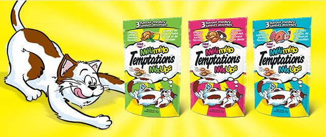 TEMPTATIONS® MIXUPS CAT TREATS coupon