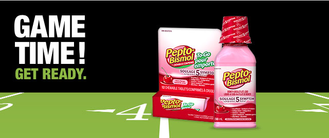 Pepto Bismol® coupon