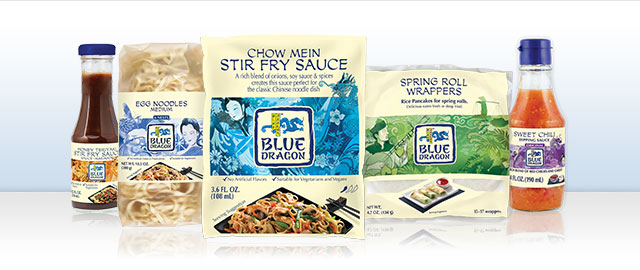 Blue Dragon products coupon