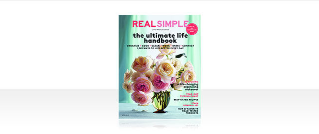 Real Simple Magazine coupon