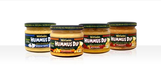 Wild Garden® Hummus Dips coupon