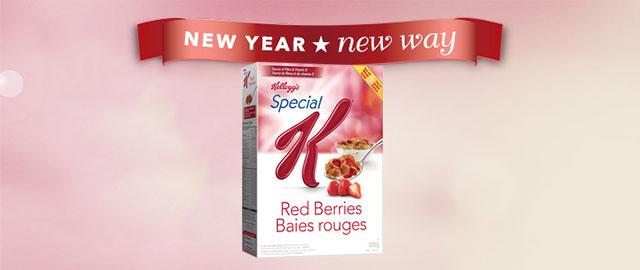 Special K* Red Berries cereal coupon