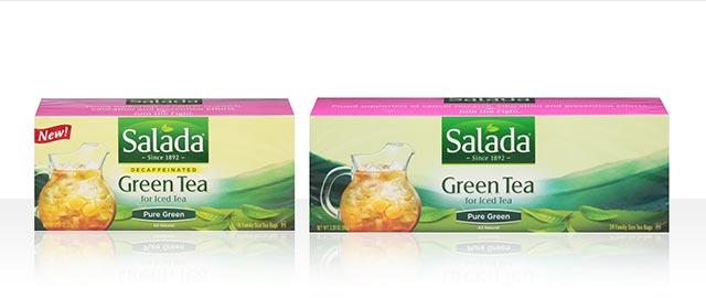 At Walmart: Salada® Green Tea Family Size coupon
