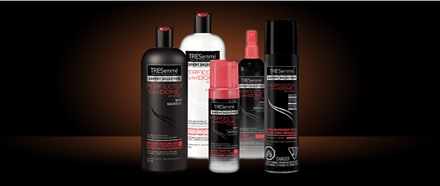 Produits TRESemmé PERFECTLY (UN)DONE Waves™  coupon